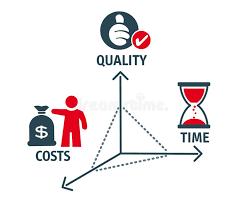 Cost Benefit Analysis Stock Illustration Illustration Of
