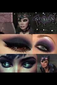 catwoman makeup from batman arkham city my fav gameplay look