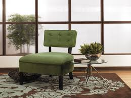 office star avenue six curves button accent chair in spring green