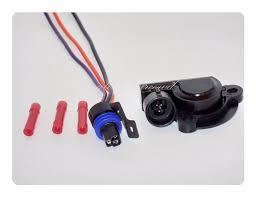 suzuki tps parts accessories 17106681 throttle position sensor pigtail wire fits gm isuzu suzuki daewoo
