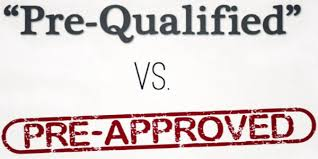 mortgage prequalification vs preapproval. Wonderful Mortgage PreApproved Vs PreQualified And Mortgage Prequalification Vs Preapproval V