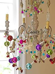 chandelier 19 ornament decorations not on your tree thegoodstuff