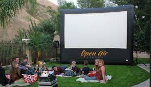 ing guide best outdoor projector screen