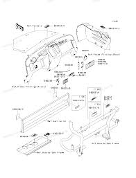 kawasaki mule 610 wiring diagram images diagram of kawasaki atv parts 2007 kaf400 c7f mule 610 4x4 hardwoods