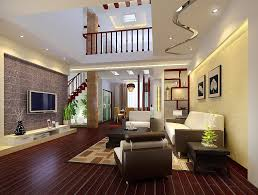decoration: Delightful Interior Design Idea Of Asian Living Room With  Charming Sofa Also Dark Coffee