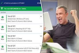 Betting bet