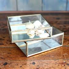 large glass display box mirrored by home interiors and gifts company extra gi large glass display box
