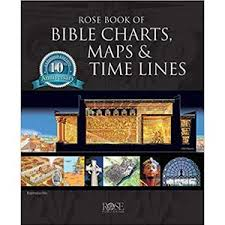 Rose Book Of Bible Charts Maps And Timelines Amazon Com Rose Book Of Bible Charts Maps And Time Lines