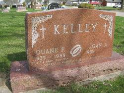 Duane Frederick Kelley (1935-1989) - Find A Grave Memorial