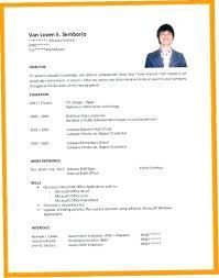 Resume Objective Ideas Sample Resume Objectives Resume Objective