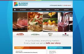bloomin brands