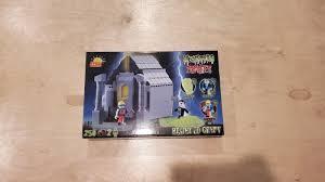 Купить Monster Vs Zombies <b>Haunted Crypt</b> building block kit на ...