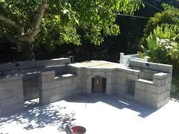 diy backyard kitchen designs ideas outdoor island