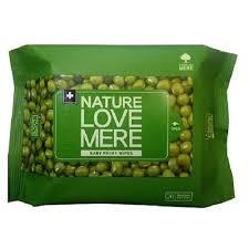 <b>Влажные</b> салфетки <b>nature love mere</b> mung bean wet tissue ...