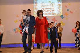 Библиотекари на районном конкурсе Молодая семья МАУК   0001 0022