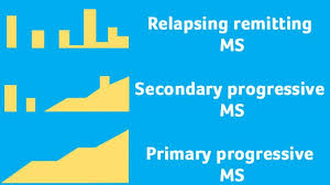Multiple Sclerosis Chart Types Of Ms Ms Trust