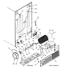 hotpoint refrigerator parts diagram hotpoint image ge wr55x10775 board asm main control applianceparts4all com on hotpoint refrigerator parts diagram