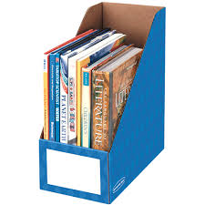 Bankers Box Magazine Holder Bankers Box® 40 Magazine File Holders provide extra wide storage 3