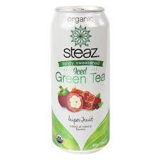 Steaz Lightly Sweetened Green Tea Buy Steaz Lightly Sweetened Iced Green Tea Super Fruit