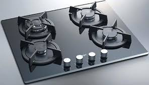 glass gas cooktop four burner gas magic gas glass cooktop 30