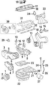 parts com® toyota gasket intake manif partnumber 1717720020 2005 toyota camry se v6 3 3 liter gas engine parts