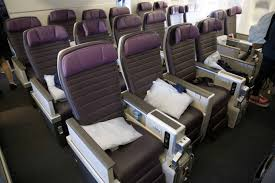 United Economy Plus Seating Chart Review Uniteds New Premium Plus Seat On The 777 200
