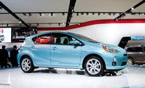 2012 Toyota Yaris First Drive – Review – Car and Driver