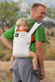 BobaAir Baby Carrier ~ White