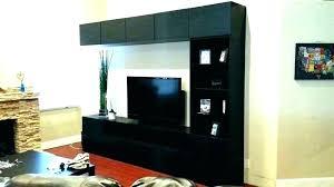corner fireplace entertainment