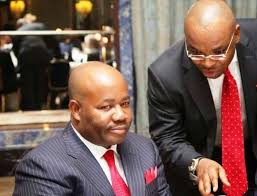 Image result for akpabio and melaye
