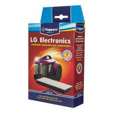 <b>Набор фильтров Topperr FLG</b> 23 для пылесоса LG — купить в ...