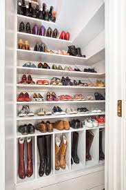 image of cute under stairs closet