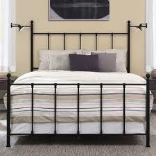 Cal King Iron Bed | Wayfair