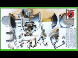 how to clean and rebuild a <b>motorcycle carburetor</b> for maximum ...