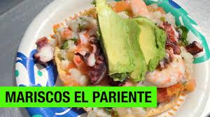 Amazing Seafood Tacos at Mariscos El ...