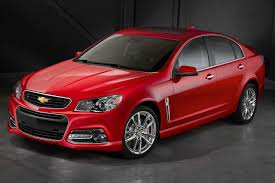Used 2015 Chevrolet SS Sedan Pricing - For Sale | Edmunds