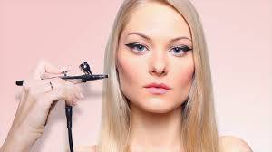 know about airbrush makeup which models do how it is used