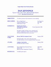 School Teacher Resume Format In Word Agenda Meeting Template High