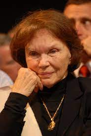 Danielle Mitterrand — Wikipédia