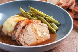 savory crock pot pork loin roast recipe
