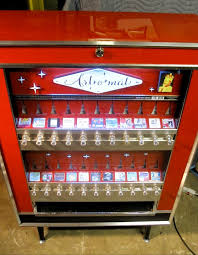 Old Cigarette Vending Machine Awesome Artomat Retired Cigarette Vending Machines Converted To Sell Art