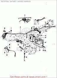 Wiring harness suzuki sp370 wiring diagrams schematics suzuki tc120 1971 r usa e03 rectifier battery wiring