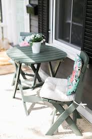 porch bistro set ideas the table and