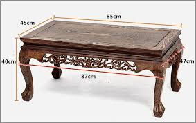 wooden centre table designs with glass top unique solid wood coffee table decoration rectangle 85cm long