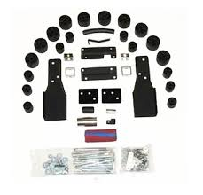 chevy s 10 truck 2 body lift kit 1998 2004 performance accessories pa192