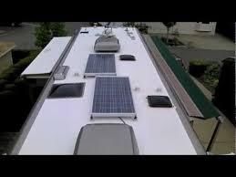 How To Prevent Rv Roof Leaks Dicor Maintenance Youtube