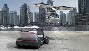 new flying car release dateAirbus new concept is a car a drone and a train all in one