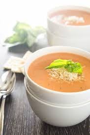 creamy tomato basil soup with parmesan recipe calculator estimated a total of 2124 cal in total