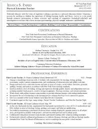 School Teacher Resume Examples | Artemushka.com