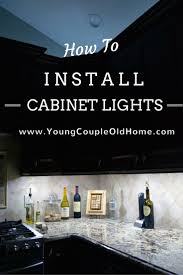 above kitchen cabinet lighting. how to install yourself both under u0026 over cabinet lighting save those holiday lights above kitchen